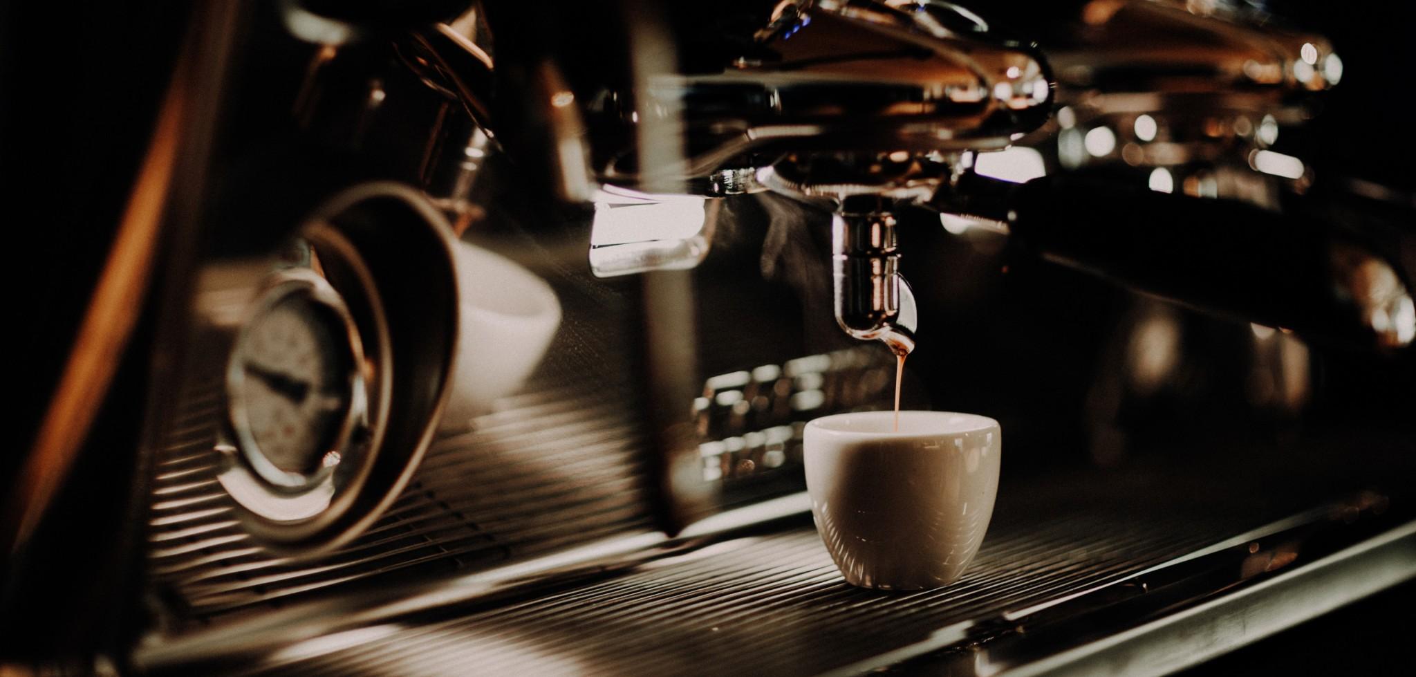 Erlebe Kaffee